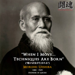 Morihei Ueshiba Quote