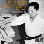 Choi Hong Hi Quote