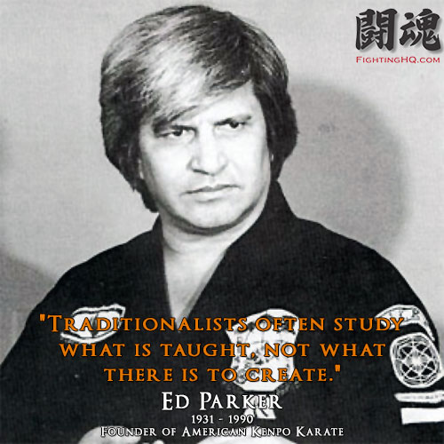 Grandmaster Ed Parker