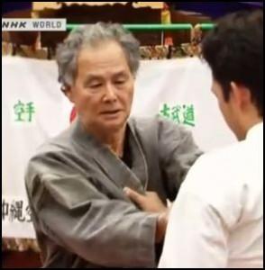Hokama sensei