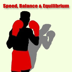 Exercises for Hand Speed , Developing Equilibrium