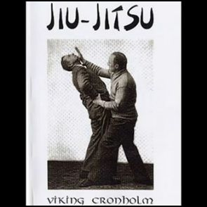 "Cover of Viking Cronholm's Book ""Jiu Jitsu"""